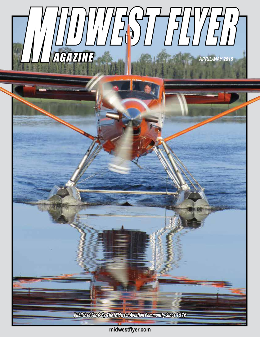Midwest Flyer Magazine April May 2015