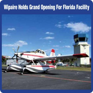 Wipaire Holds Grand Opening For Florida Facility