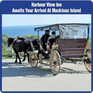 Harbour View Inn Awaits Your Arrival At Mackinac Island