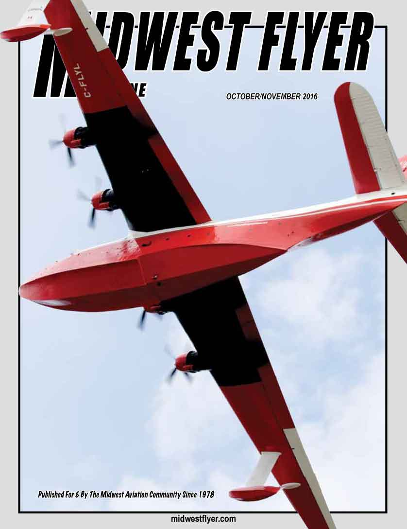 Midwest Flyer Magazine - Oct/Nov Cover