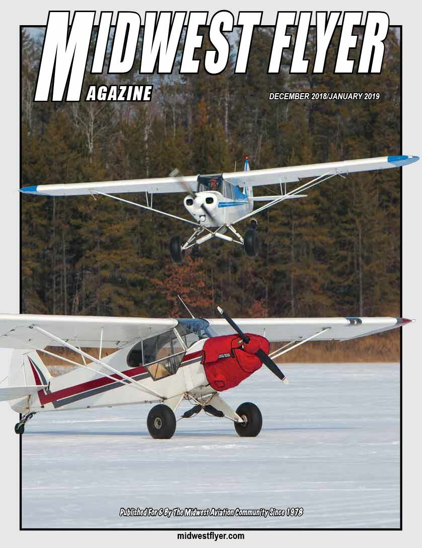 Midwest Flyer Magazine - Dec/Jan Cover