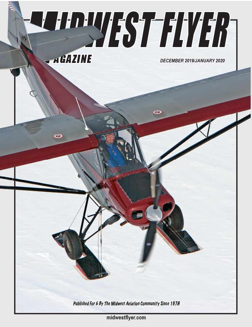 Midwest Flyer Magazine - Dec/Jan Cover