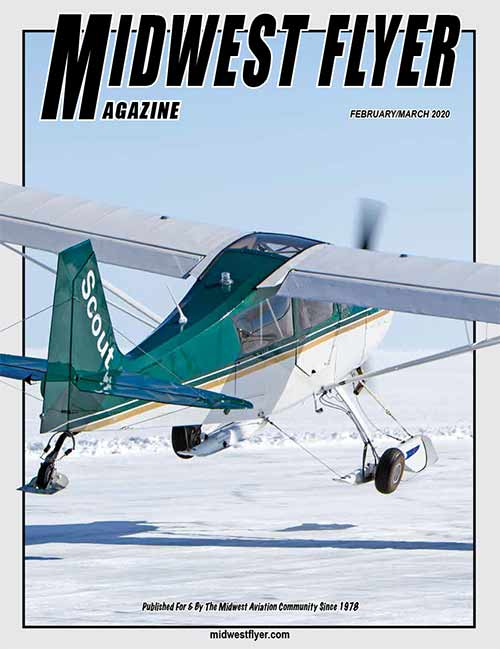 Midwest Flyer Magazine - Feb/Mar Cover