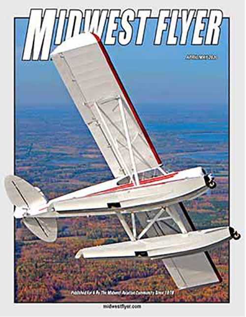 Midwest Flyer Magazine - Apr/May Cover
